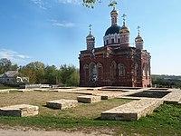 Сезеновский ИоанноКазанский монастырь. Троицкий Храм.JPG