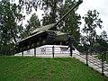 Танк ИС-3 в Приозерске Ленинградской области, у крепости Корела..jpg