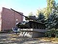 Танк Т-34 на честь М.Кучеренка одного із конструкторів танку найвидатнішого в 2 світовій війні в радянсьській армії Уроджене.jpg