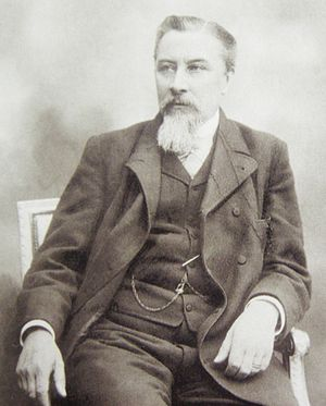 Henryk Siemiradzki - Henryk Siemiradzki in later life