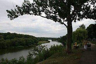 Tsna River (Moksha basin) - Image: Цна