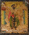 Чудотворната икона на Свети Николай Чудотворец при храм Свети Никола гр.Черноморец.jpg