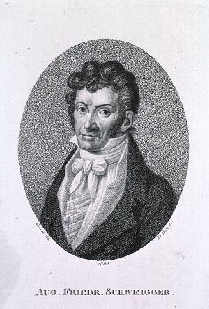 August Friedrich Schweigger - August Friedrich Schweigger