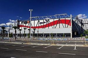 Turner Stadium - UEFA Category 4 Stadium