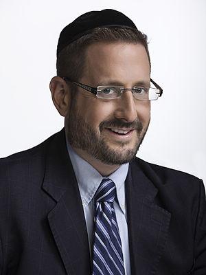 Dov Lipman - M.K. Rabbi Dov Lipman