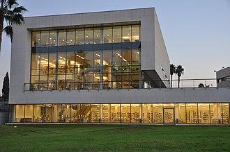 Kinneret College - Kinneret College Library