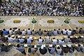 عکس های مراسم ترتیل خوانی یا جزء خوانی یا قرائت قرآن در ایام ماه رمضان در حرم فاطمه معصومه در شهر قم 27.jpg