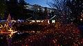 京王フローラルガーデンアンジェ アンジェのクリスマスナイト 2013.12.22 16-57 - panoramio.jpg