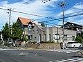 富田林梅の里郵便局 Tondabayashi-Umenosato post office 2010.9.06 - panoramio.jpg
