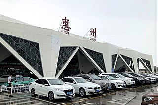 Huizhou Pingtan Airport airport in Pingtan, Guangdong, Peoples Republic of China