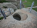 青山冰臼 - Granite Mortar - 2011.06 - panoramio.jpg