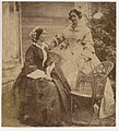 -Countess Canning with Guest, Government House, Allahabad- MET DP146126.jpg
