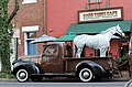...parked outside the Hard Times Cafe in Old Town (6917010438).jpg