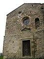 003 Monestir de Santa Maria de Lillet, portal barroc.jpg