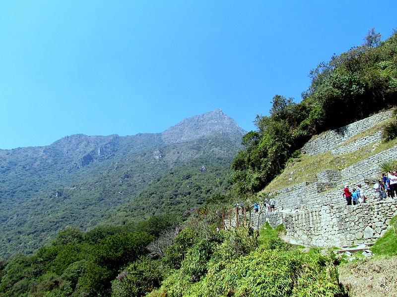 File:010 View from entrance Machu Picchu Peru 2267 (15162527382).jpg
