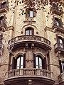021 Cases Rocamora, pg. de Gràcia - c. Casp (Barcelona), balcó cantoner.jpg