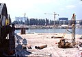030L23020777Stadt, Bau der Donauinsel, Bereich Floridsdorferbrücke, Neubau der Floridsdorferbrücke, stadteinwärts.jpg