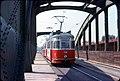 043R04150878 Floridsdorferbrücke, stadteinwärts, Typ F 735, Linie331 05.08.1978.jpg
