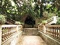 049 Can Cabanyes (Caldes d'Estrac), jardí.JPG