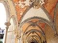 075 Sant Jeroni de la Murtra, galeria nord del claustre.JPG
