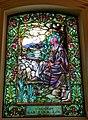 09 The Good Shepherd, CAB, FSWB and EJW Memorial Window, c. 1900-1905, Tiffany Studios - Arlington Street Church - Boston, Massachusetts - DSC06984.jpg