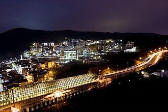 Jukjeon-dong, Yongin - Image: 0 Dankook U f
