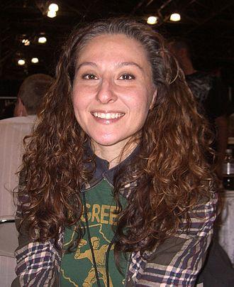 Beth Sotelo - Sotelo at the New York Comic Con in Manhattan, New York on October 10, 2010.