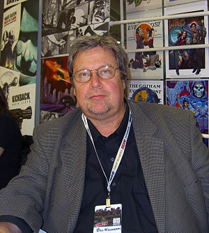 Bill Willingham - Willingham at the 2012 New York Comic Con