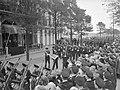 100 jaar KIM Den Helder bezoekdag koningin Juliana, Bestanddeelnr 906-7913.jpg