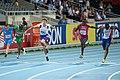 100 m men final Barcelona 2010.jpg
