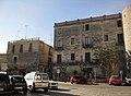 107 Plaça dels Bous, Can Plans i Ca n'Elies (Hostalric).jpg