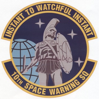 10th Space Warning Squadron - Image: 10th Space Warning Squadron