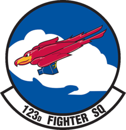 123d Fighter Squadron emblem.png