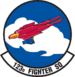 123d Fighter Squadron emblem