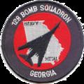 128th Bomb Squadron - GA ANG - B1 - Patch.png