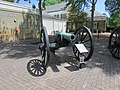 12 Pounder Howitzer at Chickamauga Battlefield Visitors Center image 2.jpg