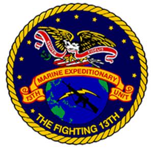 13th Marine Expeditionary Unit - 13th MEU Insignia