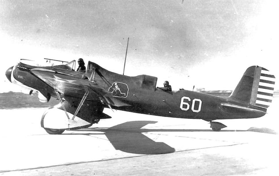13th Squadron - Curtiss Y1A-8 Shrike