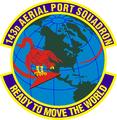 143 Aerial Port Sq emblem.png