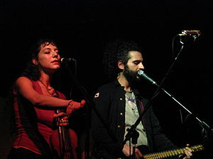 Thee Silver Mt. Zion Memorial Orchestra - Members in Bologna
