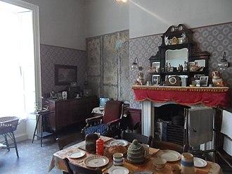 14 Henrietta Street - Image: 14 Henrietta Street room