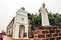 1521 St Paul's Church (Ruins) - Francis Xavier Statue 1.jpg