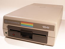 Floppy disk drive Commodore 1541