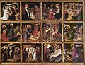 15th-century unknown painters - 12 scenes from the Life of Christ - WGA23737.jpg