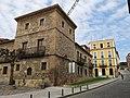 167 Casa Natal de Jovellanos, pl. Jovellanos 2 - c. Escultor Sebastián Miranda (Cimavilla, Gijón).jpg
