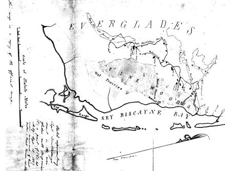 Everglades Wikiwand - Everglades on us map