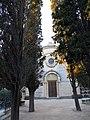 185 Cementiri de Vilafranca del Penedès, capella.JPG