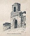 1883, El Real Monasterio de Sijena, su historia y descripción, Ermita de San Pedro de la Roya, Joaquín Carpi y Ruata.jpg