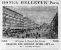 1885 Hotel Bellevue Paris ad Harpers Handbook for Travellers in Europe.png