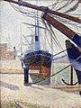 1886 Seurat Hafen von Honfleur anagoria.JPG